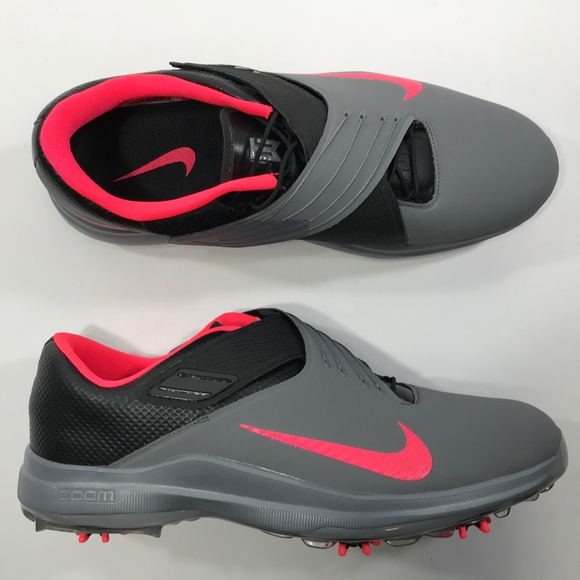 Nike Tiger Woods TW  17 Grey Golf Shoes 11 W0123 d03b0b9d5